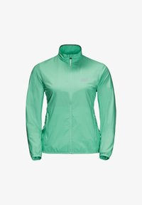 Jack Wolfskin - Soft shell jacket - pacific green - 3