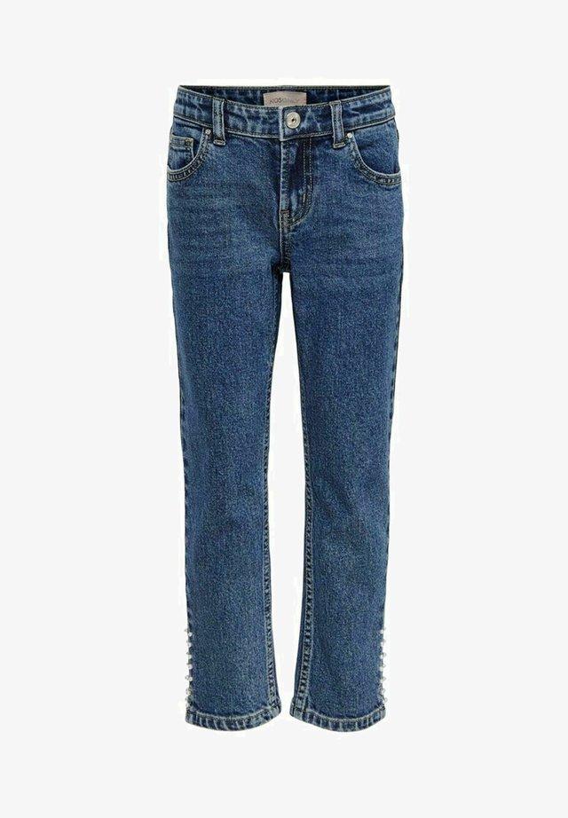 KONEMILY LIFE HW - Jeans a sigaretta - medium blue denim