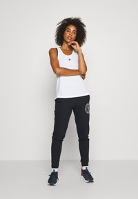 Tommy Sport - PERFORMANCE TANK TOP - Sports shirt - white - 1
