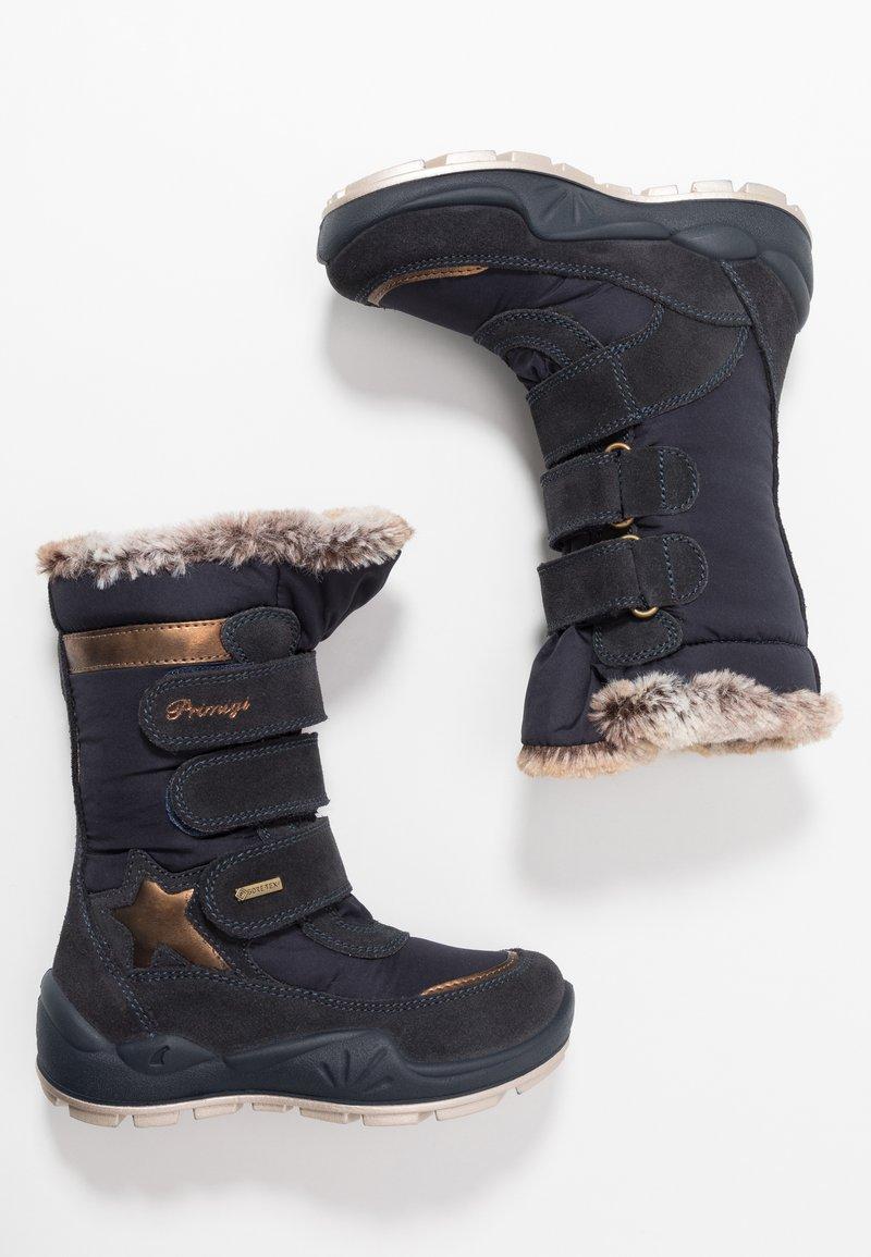 Primigi - Winter boots - notte/blu scuro