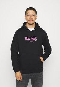 Nominal - NEW YORK HOOD - Sweater - black - 0