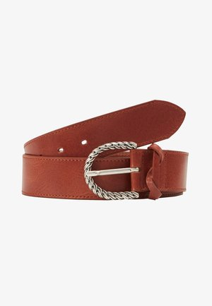 Belt - rotbraun
