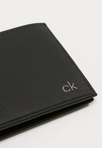 Calvin Klein - SMOOTH COIN - Portefeuille - black - 2