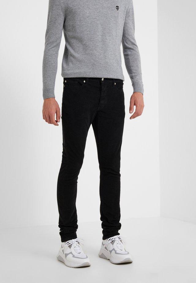 PIOTRE - Pantalones - black