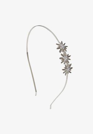 Hair styling accessory - silver