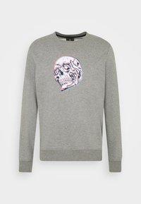 PS Paul Smith - MENS REGULAR FIT SKULL - Sweatshirt - grey - 3