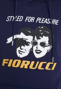 Fiorucci - STYLED FOR PLEASURE HOODIE  - Sweat à capuche - navy - 6