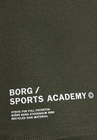 Björn Borg - SPORTS ACADEMY TANK - Débardeur - ivy green - 2