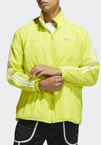 adidas Originals - Training jacket - yellow - 3