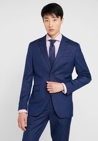 Pier One - Suit - dark blue - 2