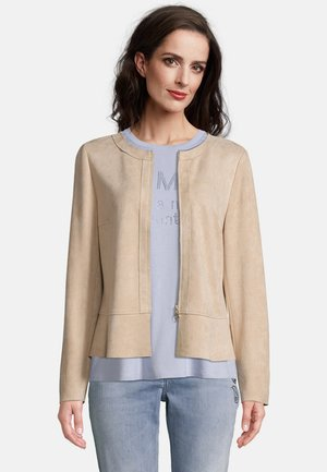 Summer jacket - beige