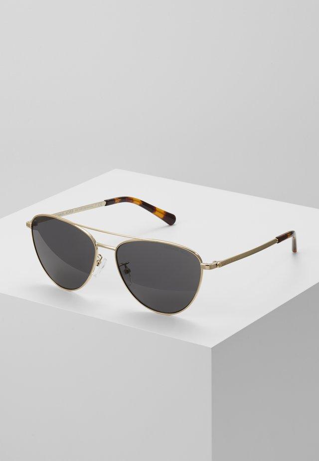 Solbriller - light gold-coloured