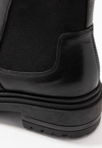Zign - Platform ankle boots - black - 2