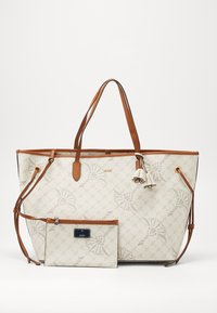 JOOP! - CORTINA VOLTE LARA SHOPPER SET - Shoppingveske - offwhite - 4