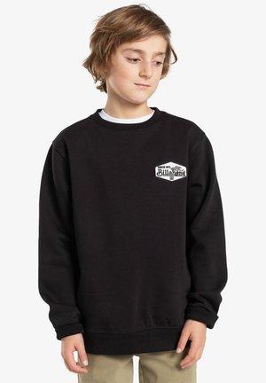 WALLED - Sweatshirt - black