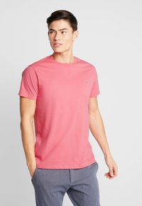 GANT - THE ORIGINAL - Jednoduché triko - bright pink - 0