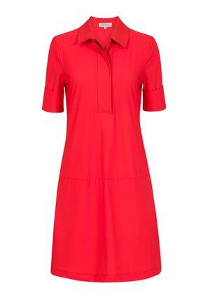 DORINO  - Shirt dress - red