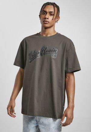 T-shirt imprimé - blackbird
