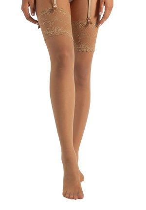 BRIDAL  - Over-the-knee socks - nude