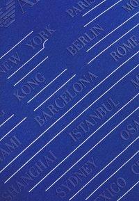 Emporio Armani - T-shirt z nadrukiem - dark blue - 6