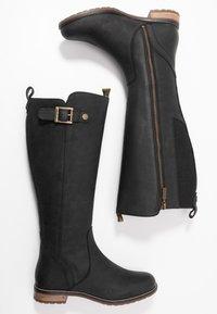 Barbour - REBECCA - Cowboy/Biker boots - black - 3