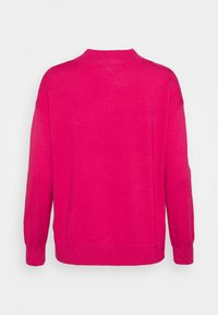 Marks & Spencer London - HIGH VEE - Jersey de punto - pink - 1