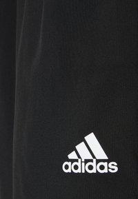 adidas Performance - RUN IT SHORT - Krótkie spodenki sportowe - black/white - 5