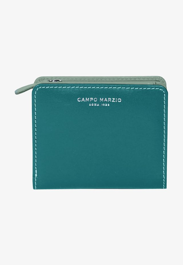 Wallet - turchese capri