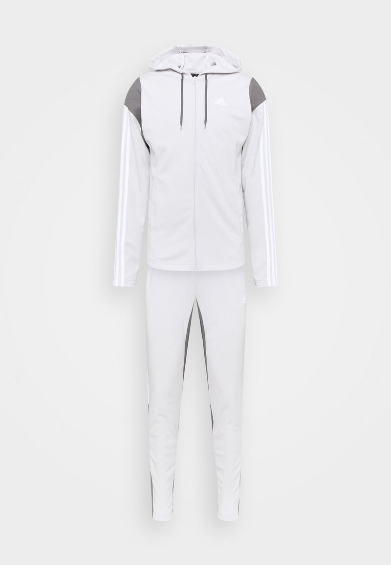 adidas Performance - TRACKSUIT SET - Trainingspak - grey