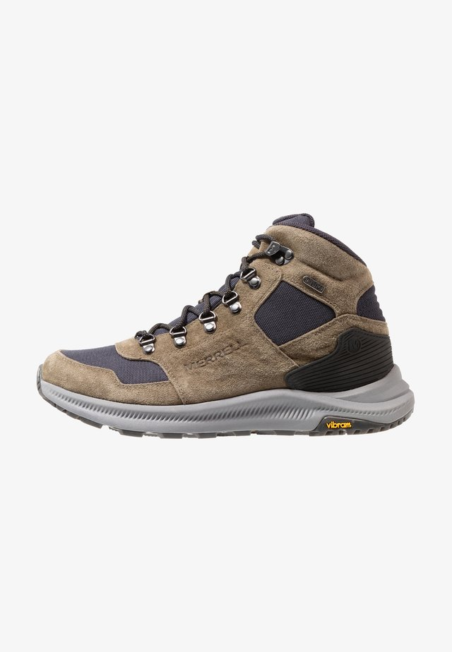 ONTARIO 85 MID WP - Hiking shoes - olive