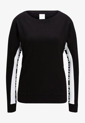 EMINA - Sweatshirt - schwarz