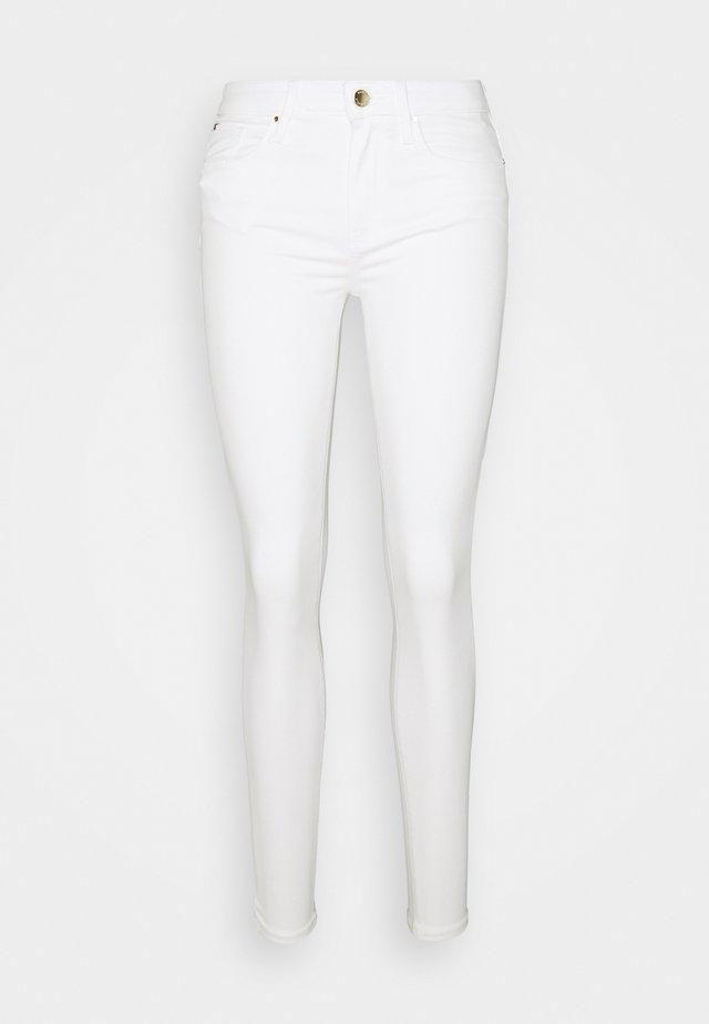 FLEX COMO - Skinny džíny - white