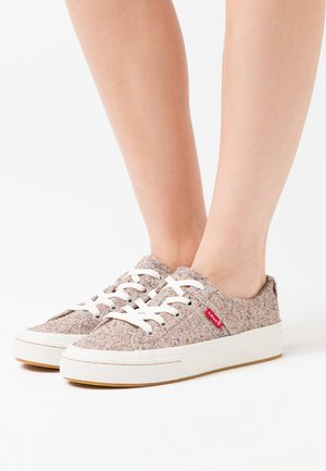 SHERWOOD  - Trainers - beige