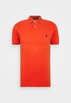 Polo - orangey red