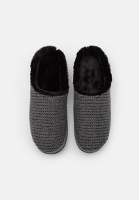 TOMS - IVY - Slippers - dark grey - 5