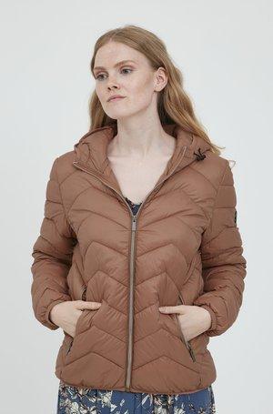 Down jacket - cedar wood