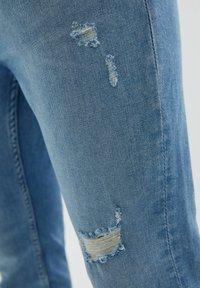 PULL&BEAR - Jeans slim fit - light blue - 5