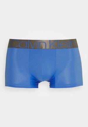 ICON LOW RISE TRUNK - Pants - blue burst