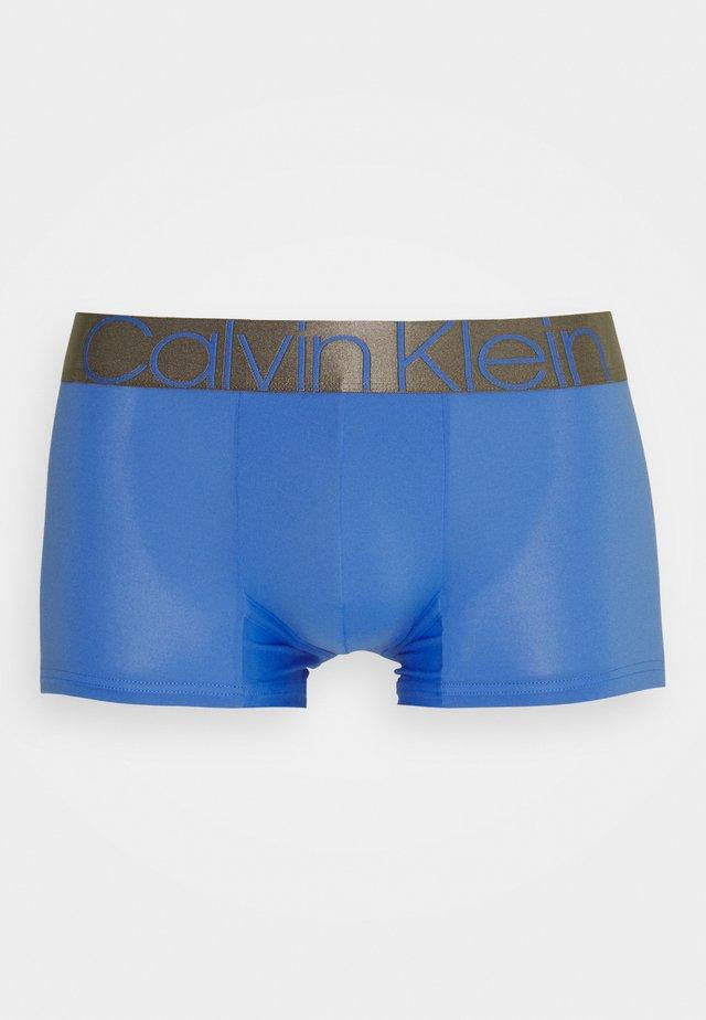 ICON LOW RISE TRUNK - Pants - blue burst