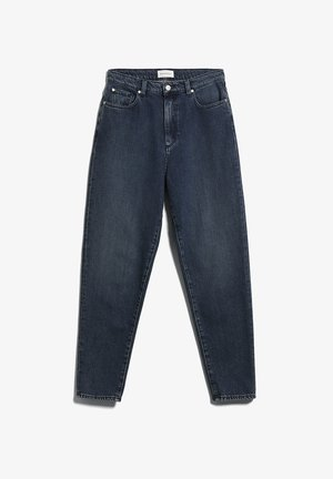 MAIRAA - Jeans Tapered Fit - stone wash