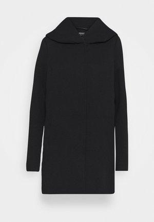 ONLSEDONA LIGHT COAT - Abrigo corto - black