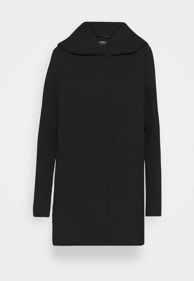 ONLSEDONA LIGHT COAT - Short coat - black