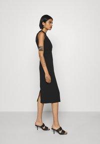 WAL G. - LAURYN MIDI DRESS - Cocktail dress / Party dress - black - 3