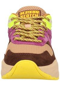 Scotch & Soda - Sneakers laag - tan multi s441 - 6