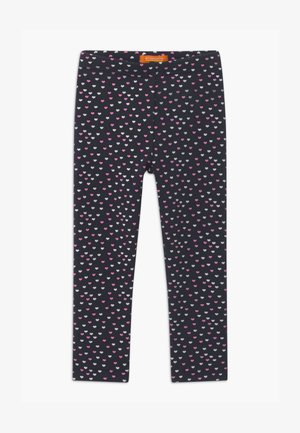 KID 2 PACK - Leggings - Trousers - light pink/dark blue