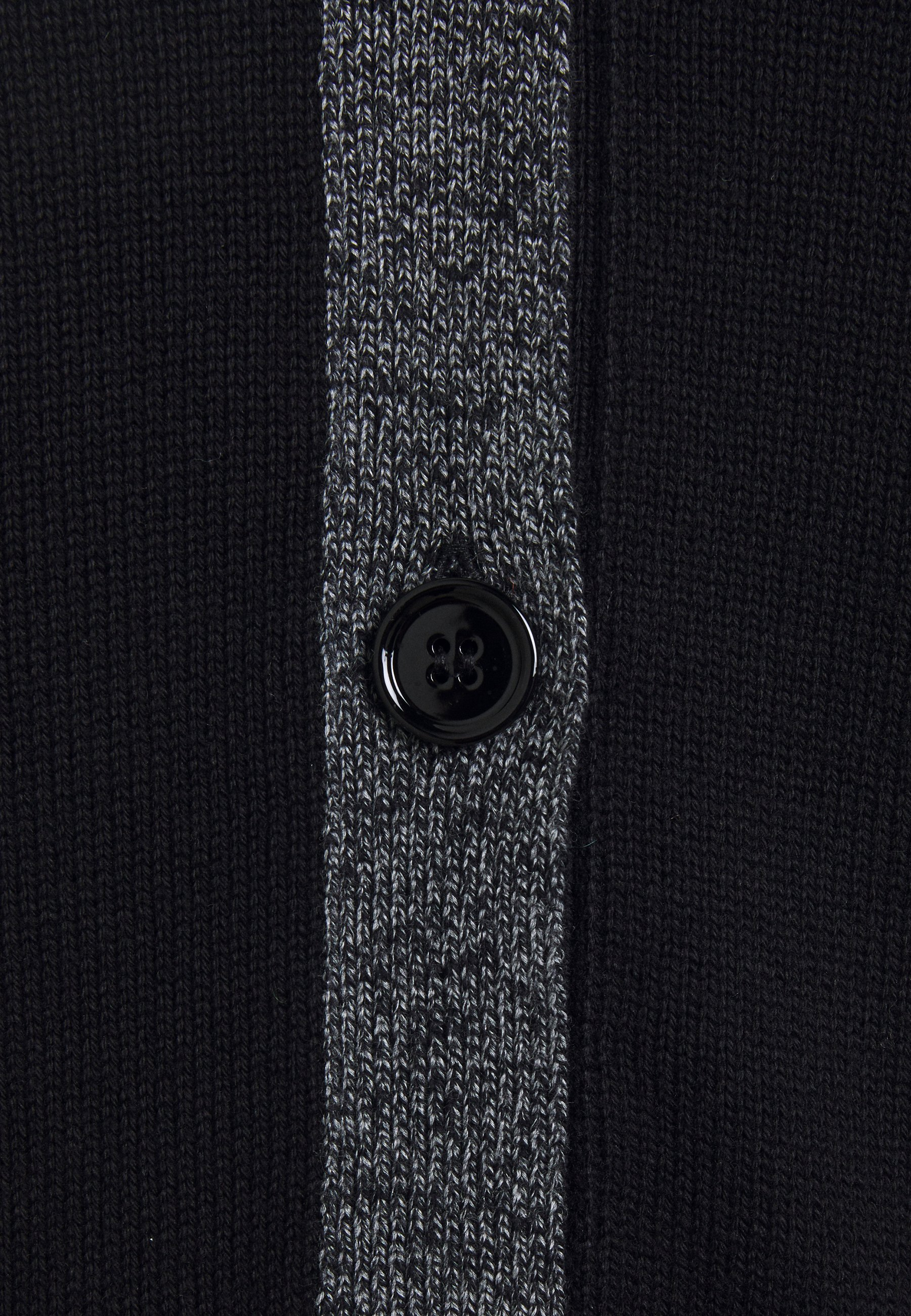MM6 Maison Margiela Vest - black/grey - Dames jas Opruiming