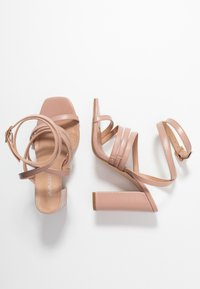 Even&Odd - High heeled sandals - nude - 3