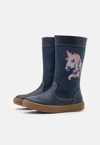 Friboo - Boots - dark blue - 1