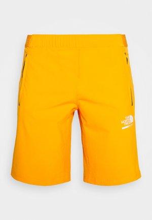 MENS GLACIER SHORT - Shorts outdoor - flame orange