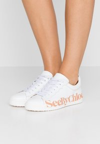 See by Chloé - Sneakers laag - bianco - 0
